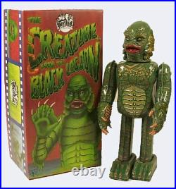 Metal House creature from the black lagoon Tin Tinplate Robot Universal Pictures