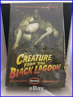 Moebius Creature From The Black Lagoon Model Kit