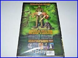 Moebius Creature from the Black Lagoon Model Kit With Julie Adams Figure SEALED