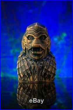 Mondo Tiki Mug Limited Edition Creature From The Black Lagoon Universal Monsters