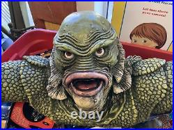 NEW Creature from the Black Lagoon Groundbreaker Life Sized Universal Studios