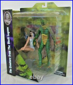 New Creature From The Black Lagoon Universal Studios Figure Diamond Select 2010