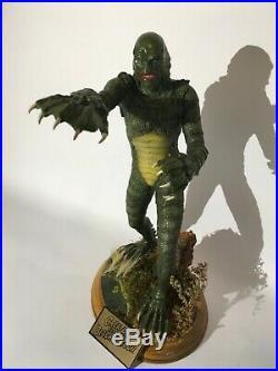 OOAK Handmade Creature From The Black Lagoon 8 Figure Diorama