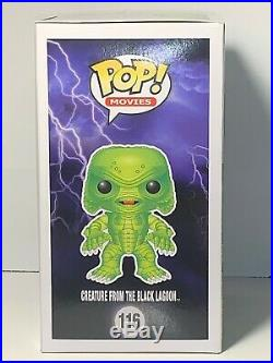 Pop! Movies Universal Monsters Creature From The Black Lagoon Gemini #116