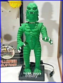 Rare 1992 Telco Creature From Black Lagoon 24jumbo Motionette Boxed