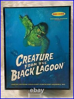 Rare Creature From Black Lagoon Dark Horse Resin Kit Chris Walas First Sculpt
