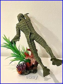Rare! Creature From The Black Lagoon Model Kit Horizon Pro Built Custom