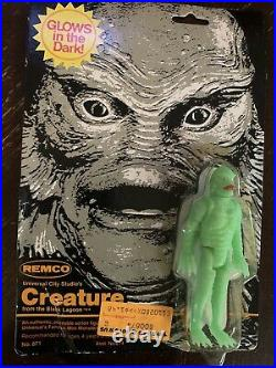 Remco Universal Monsters Glow In The Dark Creature From Black Lagoon 1980
