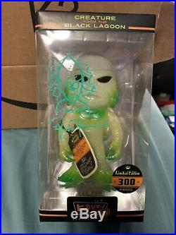 Ricou Browning Signed Creature From The Black Lagoon Hikari/300 Beckett Withsketch