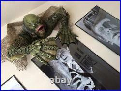 Rubies Creature from the Black Lagoon Grave Walker Universal Monsters Statue NIB