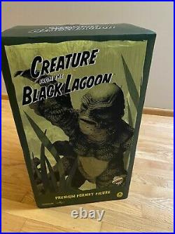 S. S. Ed. Creature From the Black Lagoon Sideshow Premium F. 26/100 Signed Ricou B