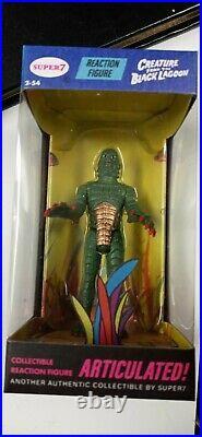 SDCC 2020 Super7 Creature from the Black Lagoon Reaction Figure Aquarium Box MIB