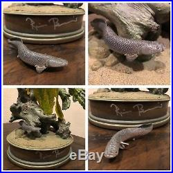 SIGNED! Sideshow Creature From The Black Lagoon Premium Format Statue Figure