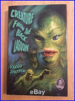 SIGNED x2 Julie Adams David J Schow Creature From the Black Lagoon HC 1st +Pic