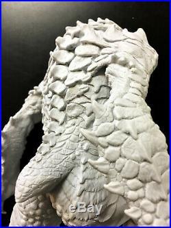 Shark Hunter monster Creature from the Black Lagoon-like resin figure model kit