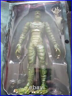 Sideshow 1/6th Scale Creature From The Black Lagoon. Mint In Package