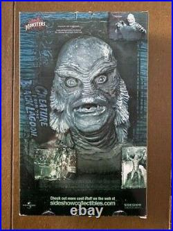 Sideshow 2003 Creature from the Black Lagoon 12 Figure Universal Monsters NIB