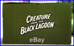 Sideshow EXCLUSIVE SILV SCREEN CREATURE FROM THE BLACK LAGOON DIORAMA #65 of 100