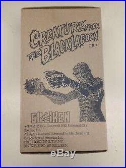 THE CREATURE FROM THE BLACK LAGOON BILLIKEN Vinyl Model Kit 1989 Mint in Box
