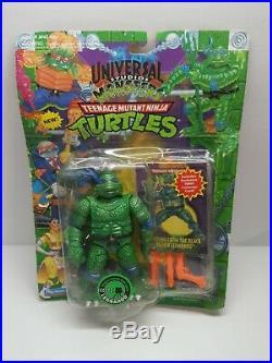 TMNT Ninja Turtle Creature from Black Lagoon Universal Monsters Figure 1994 RARE
