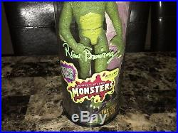 The Creature From The Black Lagoon Signed Action Figure Statue Ricou Browning