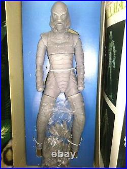 Tsukuda Creature From The Black Lagoon, Gillman Jumbo Figure Kit 1982, 15, Mib