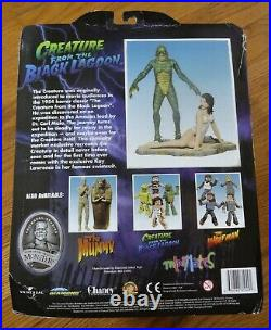 UNIVERSAL MONSTERS Creature from the Black Lagoon action figure Diamond Select