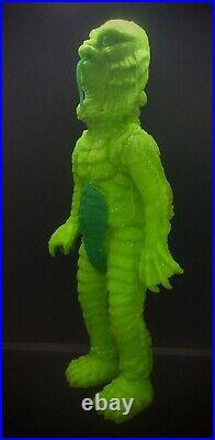 Uber Rare Htf Vtg Giant Rubber Jiggler Creature From The Black Lagoon Mexican Gc
