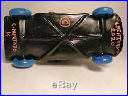 Unique Amazing Custom Made Jumbo Creature From Black Lagoon Volkswagen Car Toy