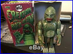 Universal Creature from the Black Lagoon Tin Wind up figure in box rare Monster