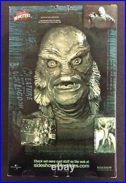 Universal Monsters CREATURE FROM THE BLACK LAGOON 12 Figure Sideshow 2003