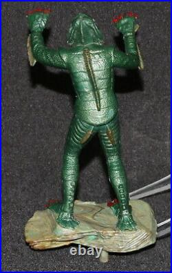 Universal Monsters Creature From The Black Lagoon 1971 Penn Plax Aquarium Origin