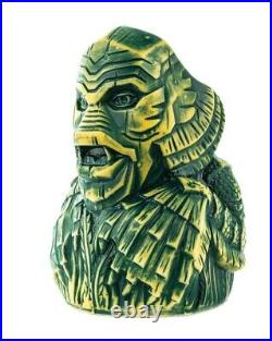 Universal Monsters Creature from the Black Lagoon Mondo Tiki Mug Cup