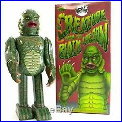 Universal Studio Monsters Gillman Creature from the Black Lagoon Tin Toy Windup