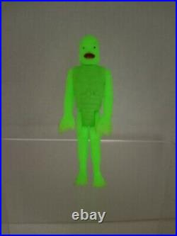 VTG 1980 REMCO Universal Monsters 3.75 Glow Creature from the Black Lagoon