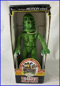 VTG Universal Monster Creature From the Black Lagoon Motionette 1992 Telco 17