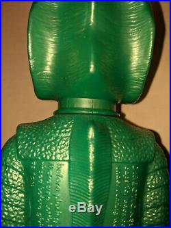 Vintage 1960's Monster Soaky Creature From The Black Lagoon Universal