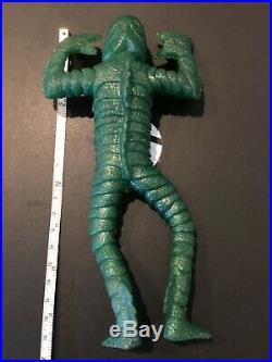 Vintage 1973 AHI Azrak Hamway Creature From The Black Lagoon figure monster
