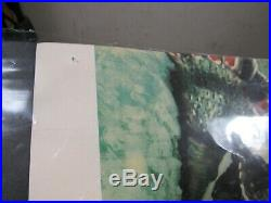 Vintage 1986 Creature From The Black Lagoon Half Sheet Movie Poster