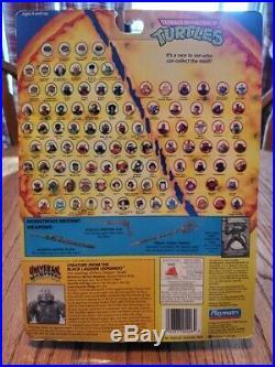 Vintage 1994 TMNT Universal Monsters Creature from the Black Lagoon Leonardo