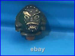 Vintage Ahi Azrak Hamway 1974 Creature From The Black Lagoon Male Head Only